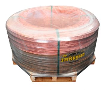 Copper ETP and OF Wire Rod