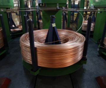 Oxygen Free (OF) Wire Rod